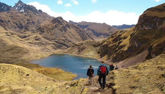Hiking From Lares to Pataca
