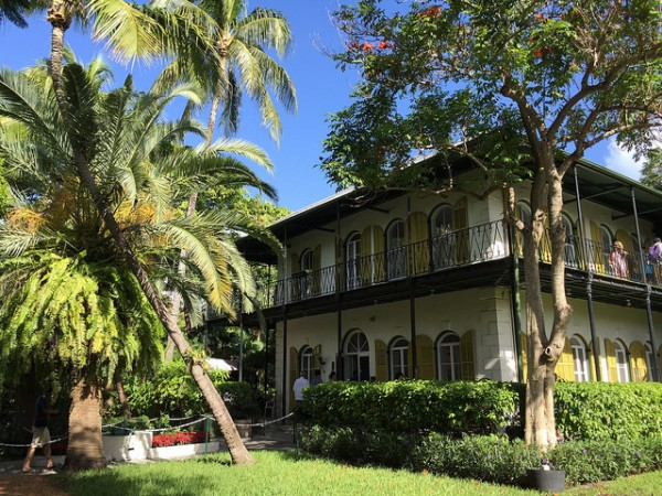 Ernest Hemingway's Home in Key West