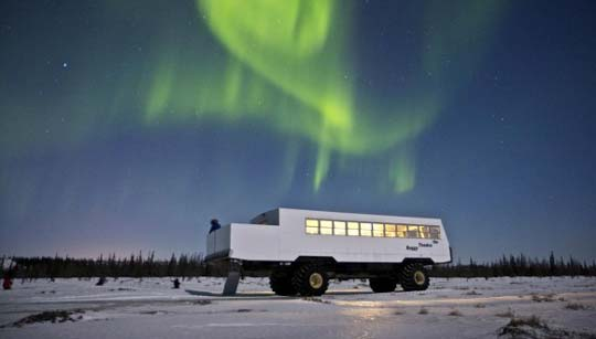 Northern Lights Manitoba
