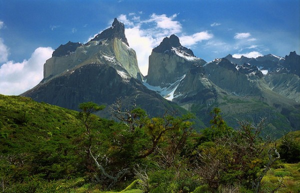 Trekking Patagonia: Patagonia's Torres del Paine Mountains in Peri