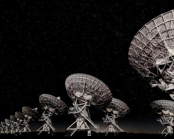 VLA very large array stargazing new mexico