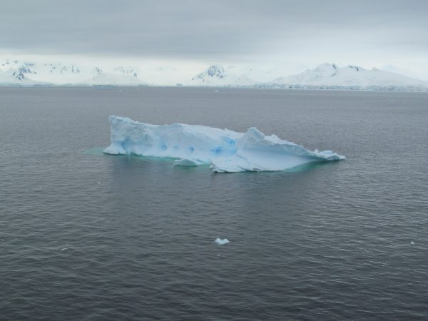 Iceberg in the Neumayer Channel
