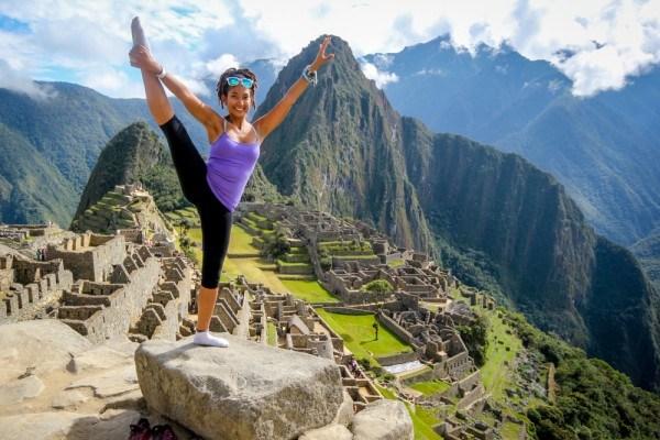 Machu Picchu gringo trail